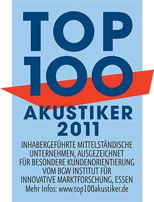 TOP Akustiker LogoZW c
